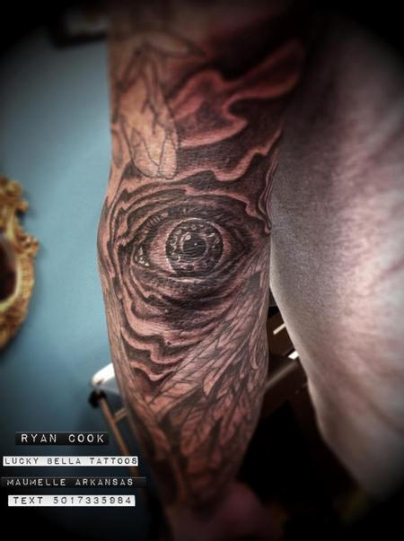Tattoos - Award-winning tattoos by Ryan Cook of Central Arkansas - 63094
