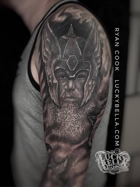 Tattoos - Odin  - 134899