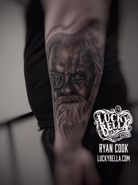 Tattoos - Odin - 138747
