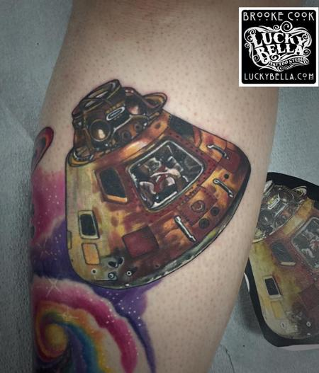 Tattoos - Spacecraft - 113582