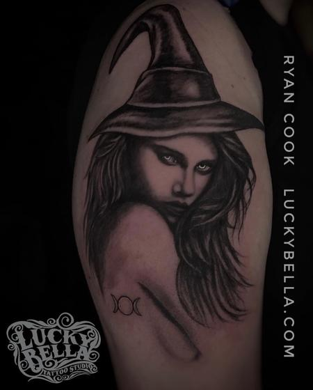 Tattoos - Witchy Woman  - 136205