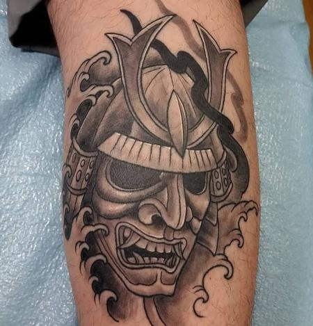 Tattoos - Kabuto Helmet - 113615