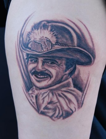 Tattoos - Burt Reynolds - 38116