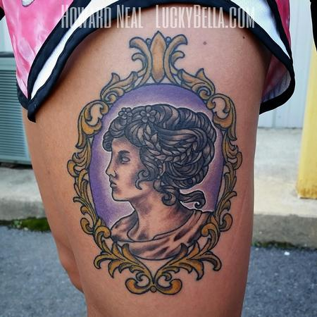Tattoos - Cameo Tattoo - 101567
