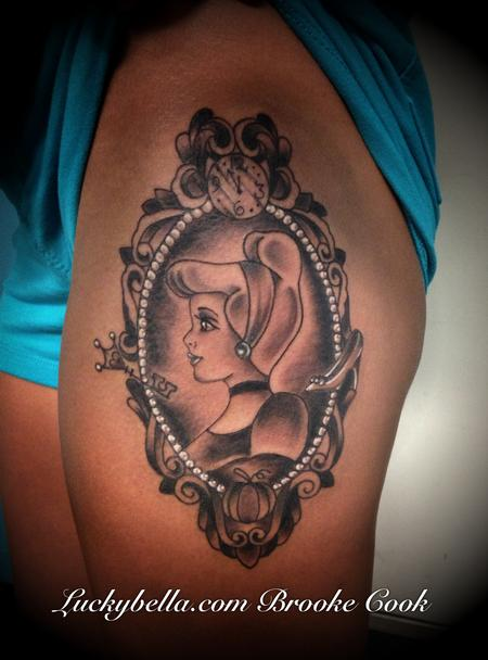 Tattoos - Cinderella - 79065