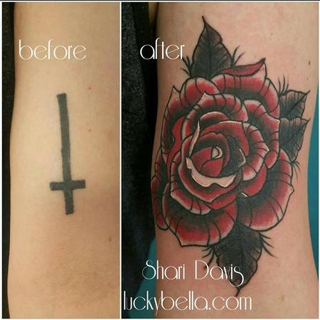 Tattoos - cover up - 115912