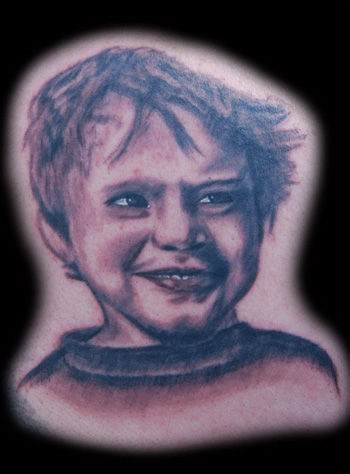 Tattoos - Kenny's younger son - 33306