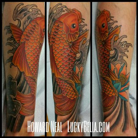 Tattoos - Koi Fish - 97886