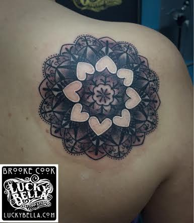 Tattoos - Mandala - 101674