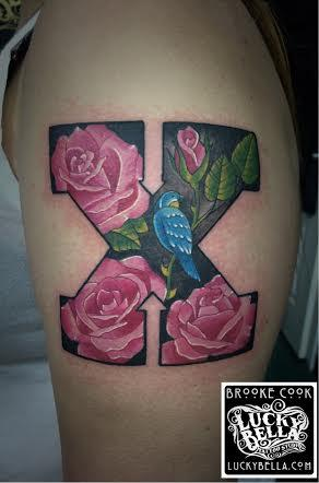 Tattoos - straight edge - 101675