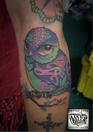 Tattoos - little birdie - 104989