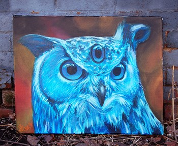 Tattoos - The Wise Owl - 44250