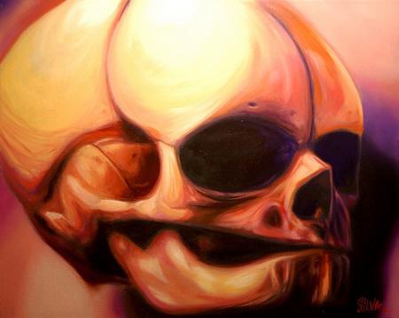 Tattoos - Fetus Skull - 56911