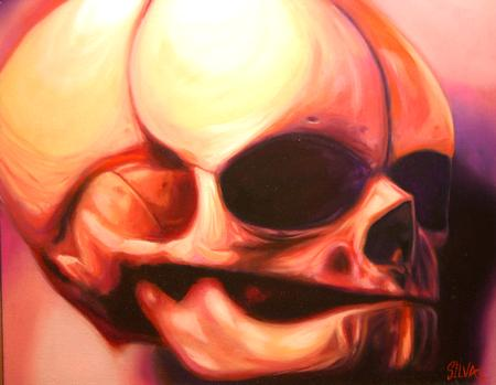 Tattoos - Fetus Skull - 67240