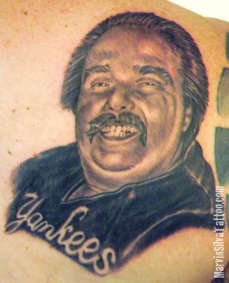 Tattoos - Dad Portrait Tattoo - 78035