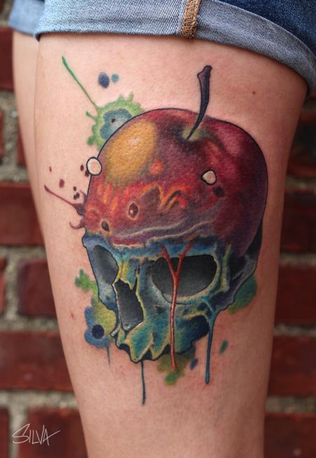 Tattoos - Custom Teacher Tattoo - 108944