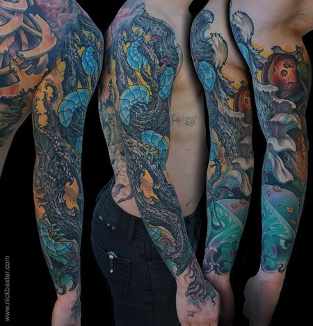 Tattoos - Decay and Rebirth - 141310
