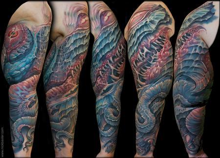 Tattoos - Warhammer Tzeentch - 130260