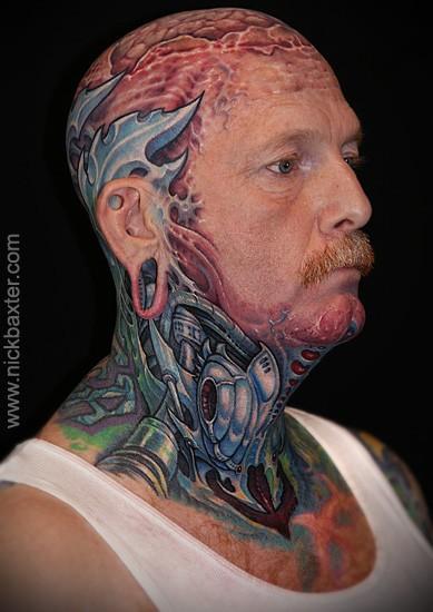 Tattoos - Jack III - 50586