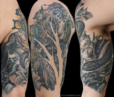 Tattoos - Forestmech - 137695
