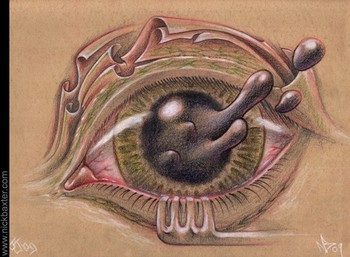 Tattoos - Eye - 46593
