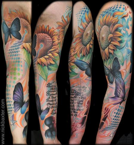 Tattoos - Transformation and Rebirth - 75581