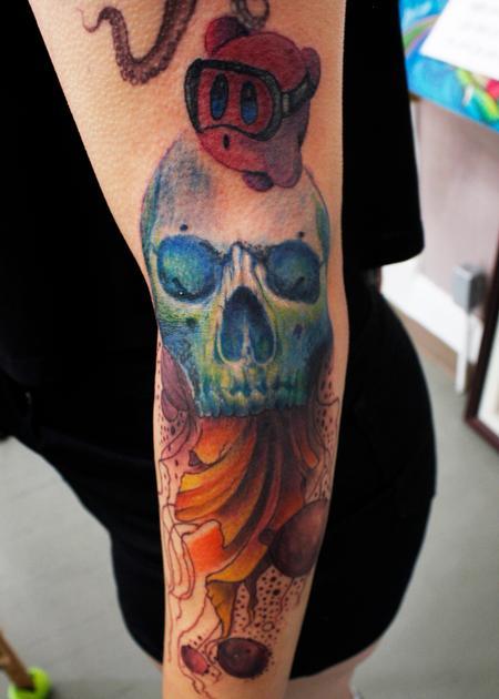 Steve Phipps - Skullyfish