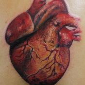 Cor Anterior Tattoo Design Thumbnail