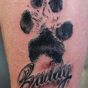 Tattoos - Buddy - 131809