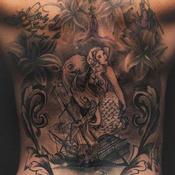 Candice Tattoo Design Thumbnail