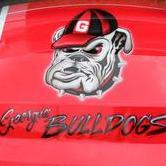 Tattoos - Georgia Bulldogs Cart - 78478