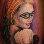 Tattoos - Harley Quinn - 101985