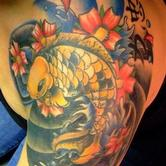Tattoos - Asian Shoulder - 77366