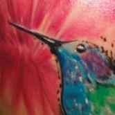 Tattoos - Hummingbird - 80742