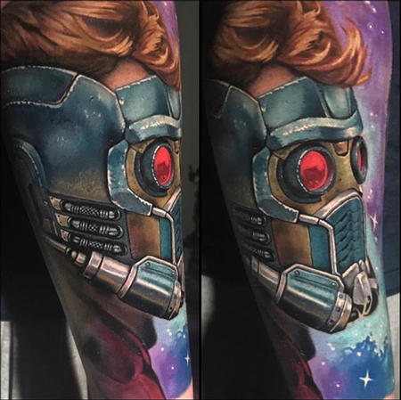 Tattoos - Star Lord  - 133032