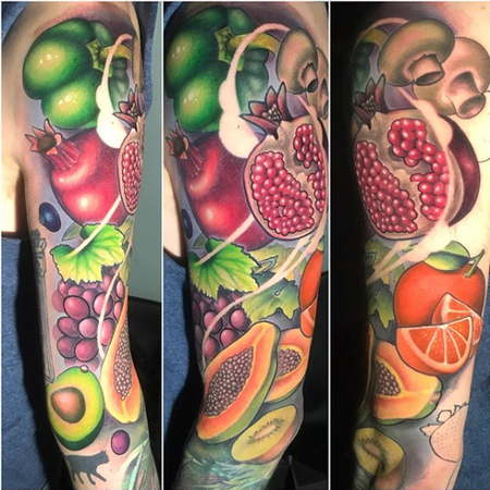 Jay Blackburn - Fruits & Veggies