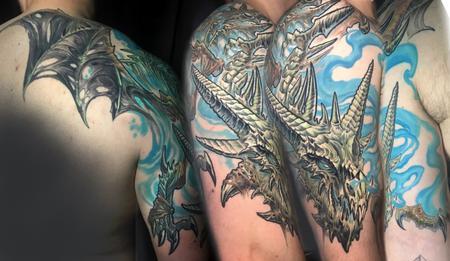 Tattoos - Sindragosa - 127515