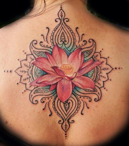 Jessica Brennan - Lotus/Henna