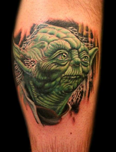 Shane Baker - Yoda!