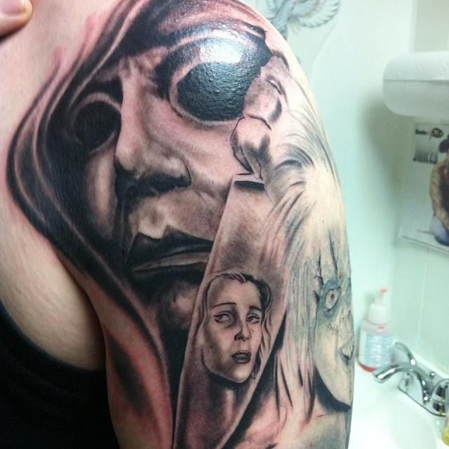 The Girl With The Dragon Tattoo 2011 as well 3 moreover Money Rose Tattoo Designs For Men in addition Amazing 3d Drawings furthermore 30370 Xbox360 Les Hells Angels à La Recherche De Prospects. on dead presidents tattoo designs