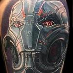 Tattoos - Ultron Marvel comic tattoo - 116973