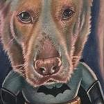 Tattoos - Lego Bat Dog tattoo - 116977