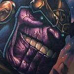 Tattoos - Thanos tattoo - 116980