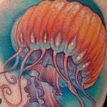 Tattoos - jellyfish - 106142