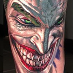 Tattoos - Joker  - 133119