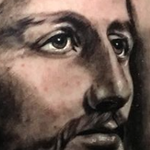 Tattoos - Jesus  - 133122