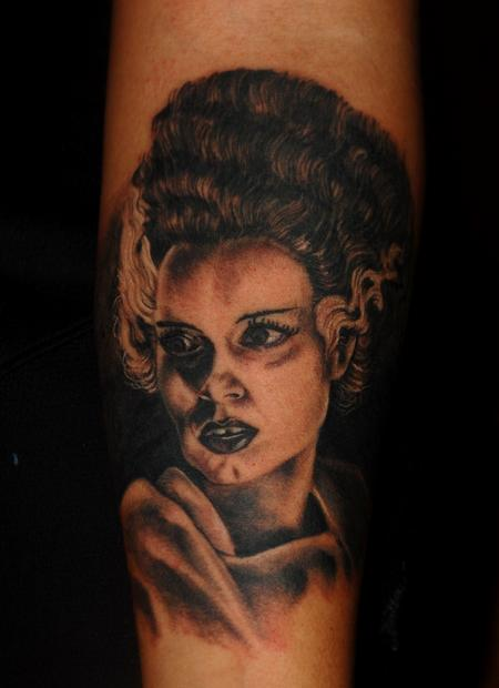 Tattoos - The Munsters - 86051