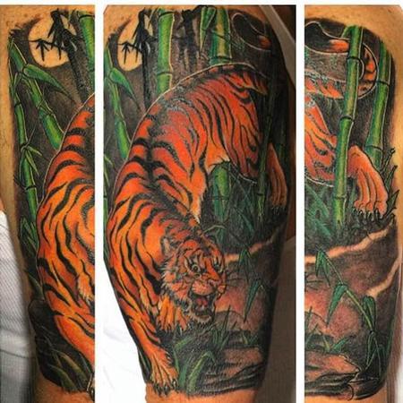 Tattoos - Tiger - 121967