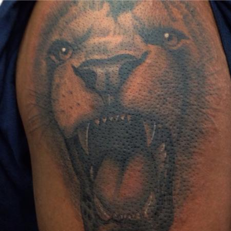 Tattoos - LION - 115023