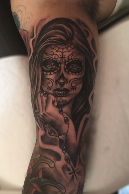 Tattoos - Day Of The Dead - 138922